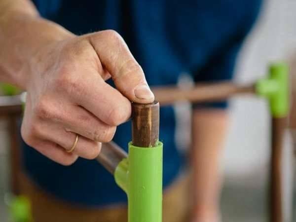 Заглушки для труб