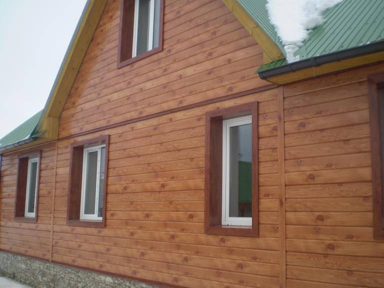 Утеплитель для деревянного дома снаружи под сайдинг