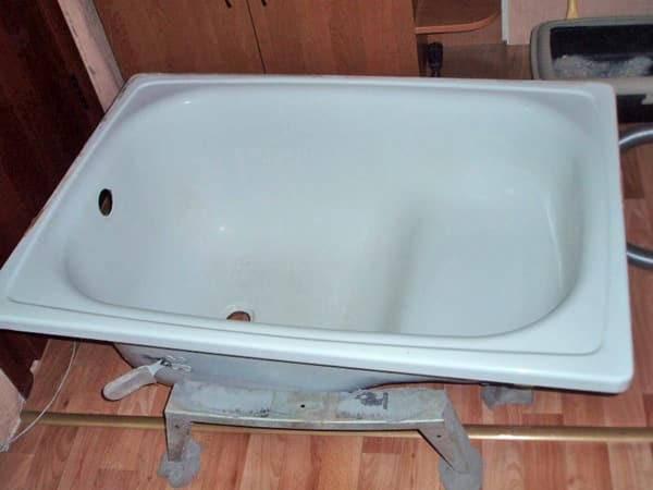 Ванна чугунная 150х70 вес