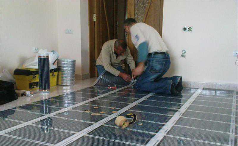Электроотопление квартиры в многоквартирном доме