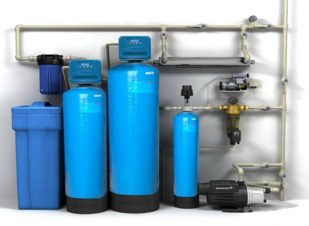 Система очистки воды для дома