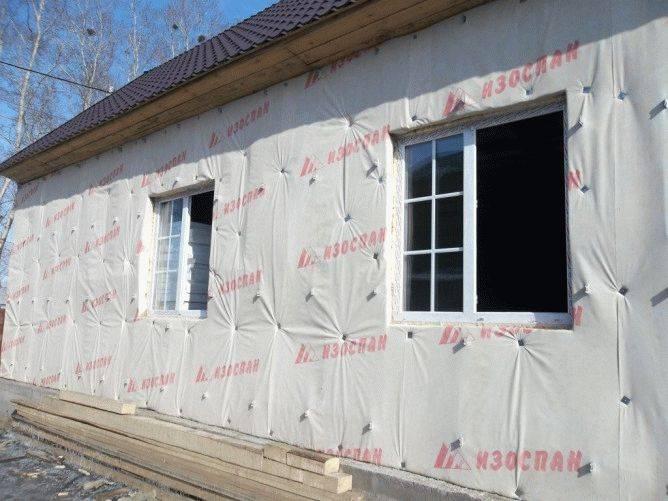 Виды утепления фасада частного дома