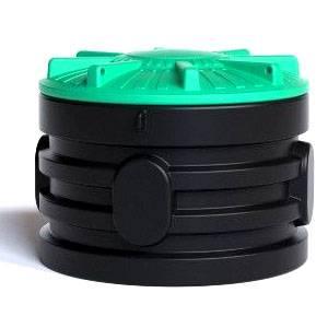 Пластиковый колодец для септика