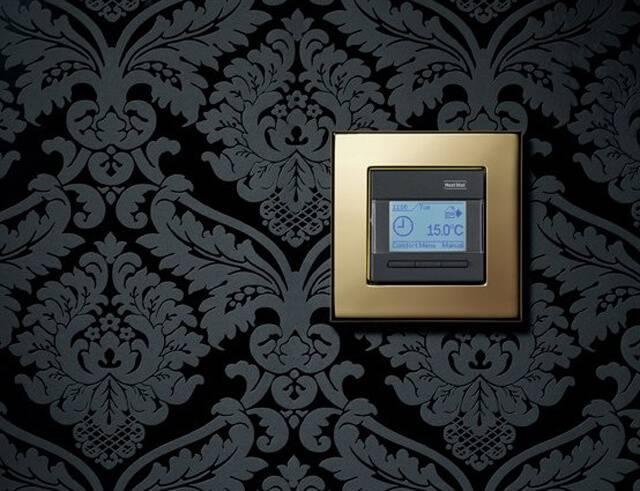 Управление электрическим теплым полом