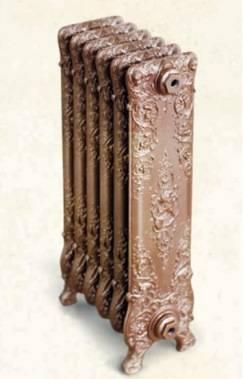 Чугунные радиаторы отопления вес одной секции
