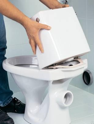 Туалетный бачок не держит воду