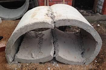 Кольца жби для канализации размеры
