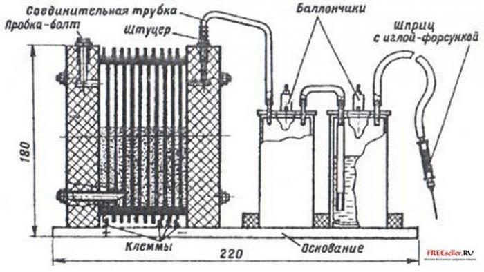 Анализ воды на жесткость