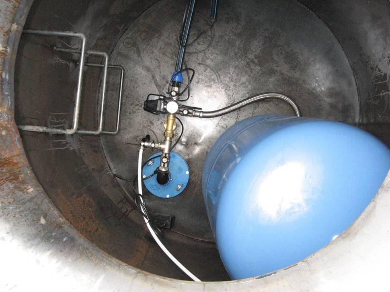 Утепление кессона для скважины