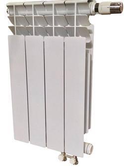 Выбор биметаллических радиаторов отопления для квартиры