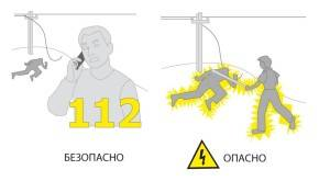 Что делать при поражении электрическим током