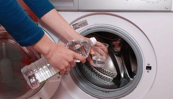 Как удалить запах в стиральной машине