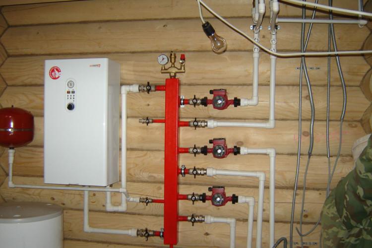 Лучшее отопление для деревянного дома