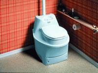 Дачный туалет без запаха