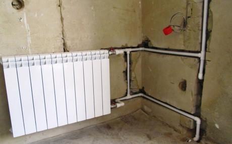 Однотрубное отопление частного дома своими руками схемы