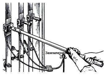 Средства защиты электромонтера