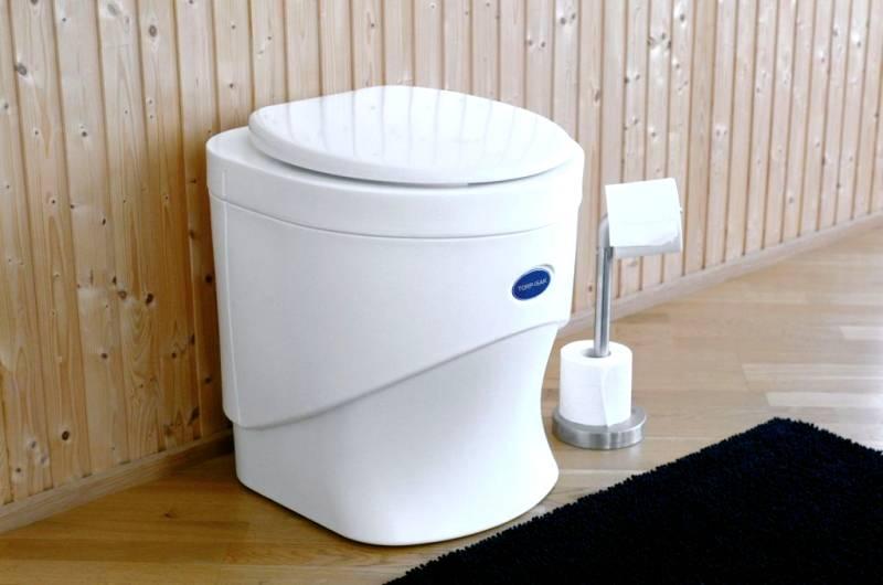Устройство туалета
