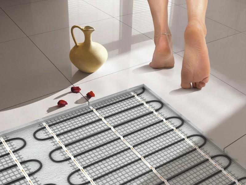 Как подключить электрические теплые полы