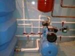 Расширительный бак для воды