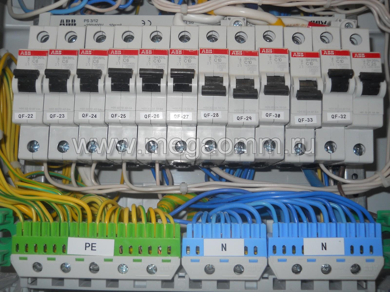Замер сопротивления изоляции электропроводки периодичность