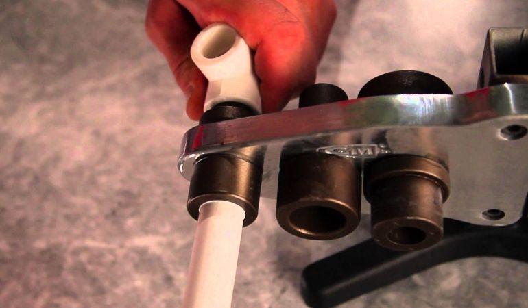 Как паять полипропиленовые трубы своими руками
