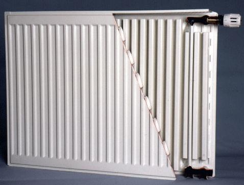 Радиаторы отопления пластинчатые