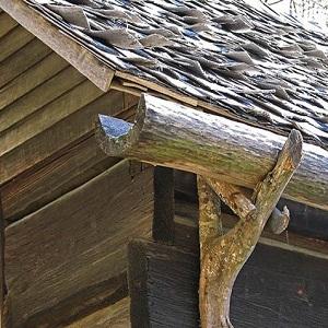 Как изготовить водостоки для крыши своими руками